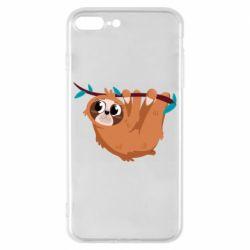 Чохол для iPhone 8 Plus Cute sloth