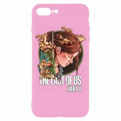 Чехол для iPhone 8 Plus Ellie The Last Of Us