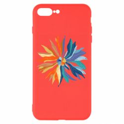 Чохол для iPhone 8 Plus Flower coat of arms of Ukraine