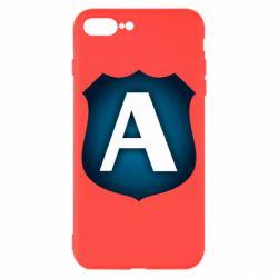 Чохол для iPhone 8 Plus Форум Антиколлектор Лого Минимал