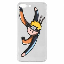 Чохол для iPhone 8 Plus Funny Naruto