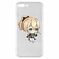 Чохол для iPhone 8 Plus Genshin Impact chibi Jean