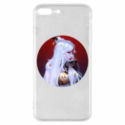 Чохол для iPhone 8 Plus Genshin Impact Ningguang