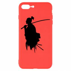 Чохол для iPhone 8 Plus Ghost Of Tsushima Silhouette