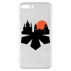Чохол для iPhone 8 Plus Kiev city of chestnuts