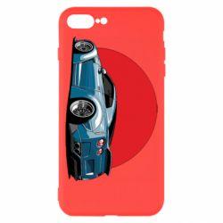 Чехол для iPhone 8 Plus Nissan GR-R Japan