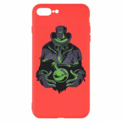 Чехол для iPhone 8 Plus Plague Doctor