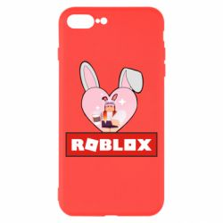 Чехол для iPhone 8 Plus Roblox Bunny Girl Skin
