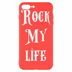 Чехол для iPhone 8 Plus Rock my life