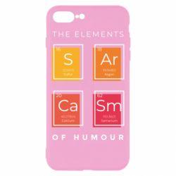 Чохол для iPhone 8 Plus Sarcasm