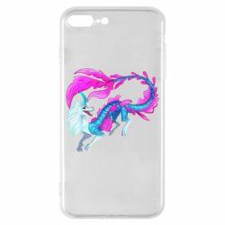 Чохол для iPhone 8 Plus Sisu Water Dragon