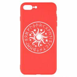 Чохол для iPhone 8 Plus Sun in runes