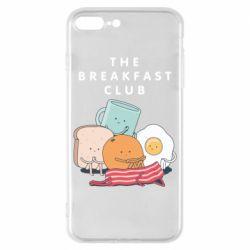 Чохол для iPhone 8 Plus The breakfast club