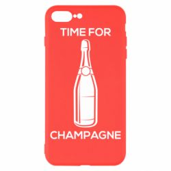 Чохол для iPhone 8 Plus Time for champagne