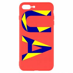 Чехол для iPhone 8 Plus UA Ukraine