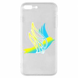 Чохол для iPhone 8 Plus Україна Ластівка