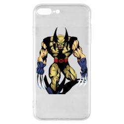 Чохол для iPhone 8 Plus Wolverine comics