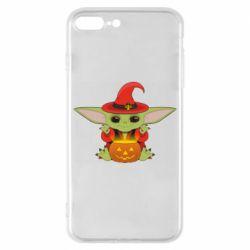 Чохол для iPhone 8 Plus Yoda conjures