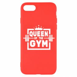 Чохол для iPhone 8 Queen Of The Gym