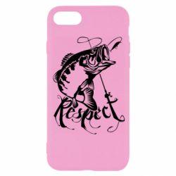 Чохол для iPhone 8 Respect fish