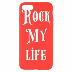 Чехол для iPhone 8 Rock my life