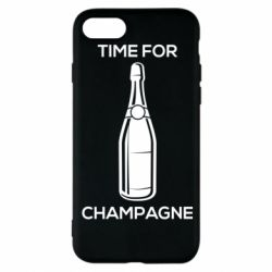 Чохол для iPhone 8 Time for champagne