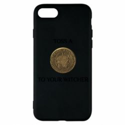 Чохол для iPhone 8 Toss a coin to your witcher ( орен )