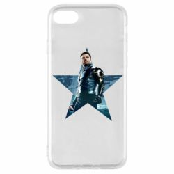 Чохол для iPhone 8 Winter Soldier Star