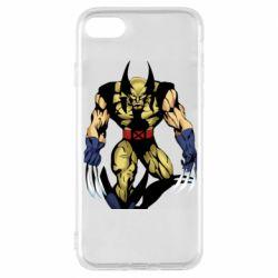 Чохол для iPhone 8 Wolverine comics