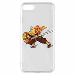 Чохол для iPhone 8 Zenitsu Demon Slayer