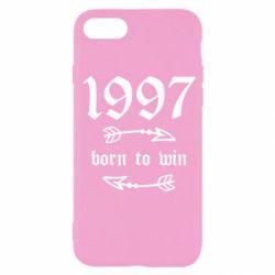 Чохол для iPhone SE 2020 1997 Born to win