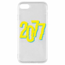 Чохол для iPhone SE 2020 2077 Cyberpunk