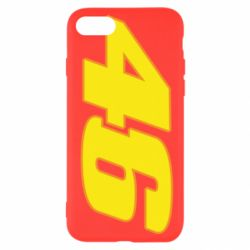 Чохол для iPhone SE 2020 46 Valentino Rossi