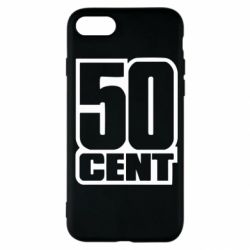 Чехол для iPhone SE 2020 50 CENT
