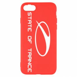 Чехол для iPhone SE 2020 A state of trance