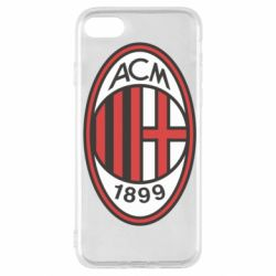 Чехол для iPhone SE 2020 AC Milan