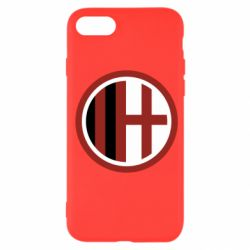 Чохол для iPhone SE 2020 AC Milan