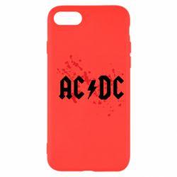Чохол для iPhone SE 2020 ACDC