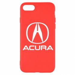 Чохол для iPhone SE 2020 Acura logo 2