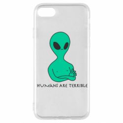 Чехол для iPhone SE 2020 Aliens 1