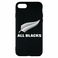 Чехол для iPhone SE 2020 All Blacks
