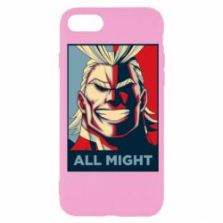 Чехол для iPhone SE 2020 All might