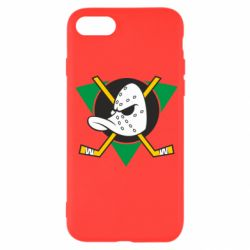 Чехол для iPhone SE 2020 Anaheim Mighty Ducks