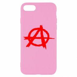 Чехол для iPhone SE 2020 Anarchy