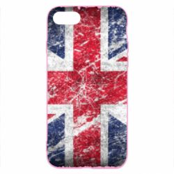 Чехол для iPhone SE 2020 Англия