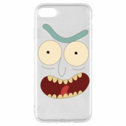 Чехол для iPhone SE 2020 Angry Rick