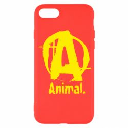 Чохол для iPhone SE 2020 Animal