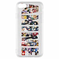 Чохол для iPhone SE 2020 Anime characters