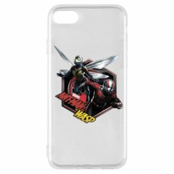 Чохол для iPhone SE 2020 ANT MAN and the WASP MARVEL