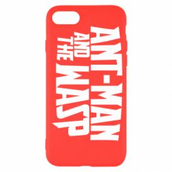 Чохол для iPhone SE 2020 Ant - Man and the Wasp